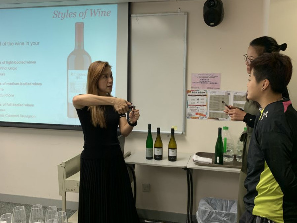 Life Skills Training - WSET Level 1 Award in Wines