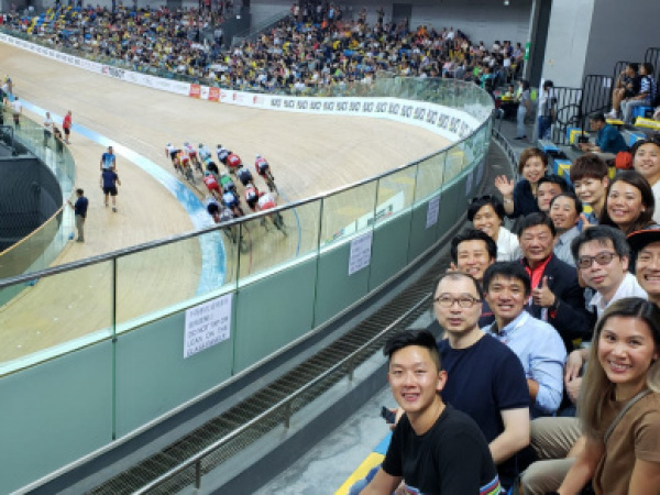 Stars to Shine Mentorship Programme -  UCI Track Cycling World Cup
