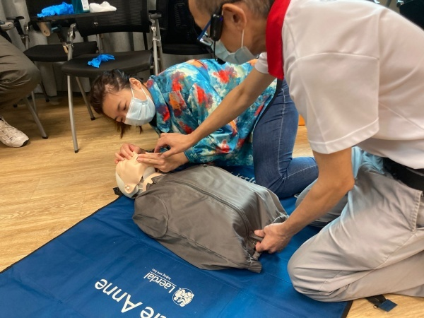 Life Skills Training - Adult Cardio-Pulmonary Resuscitation Course and Automated External Defibrillation Provider Course