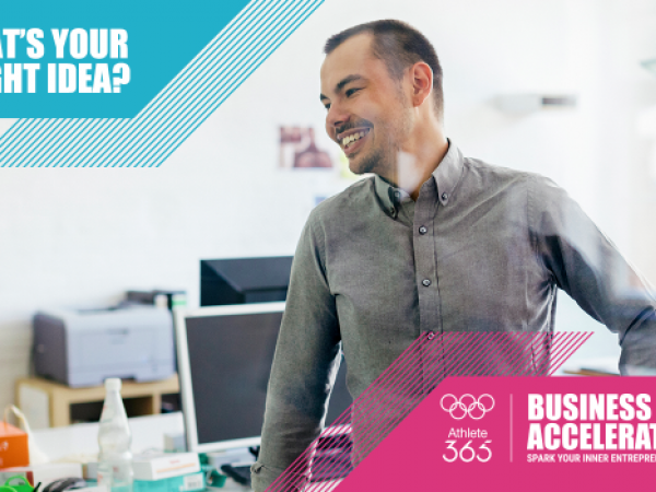 Olympic Solidarity Athletes Career Transition programme - Athlete 365 Business Accelerator - Opportunity in Entrepreneurship for Athletes & Olympians